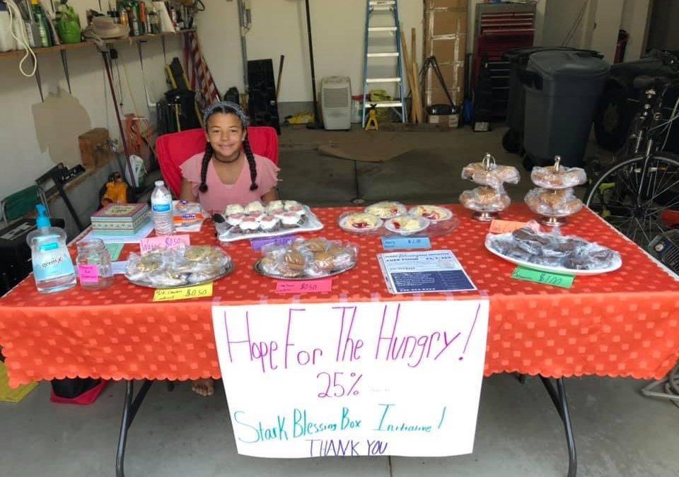 Laura's Bake Sale Supports SBBI